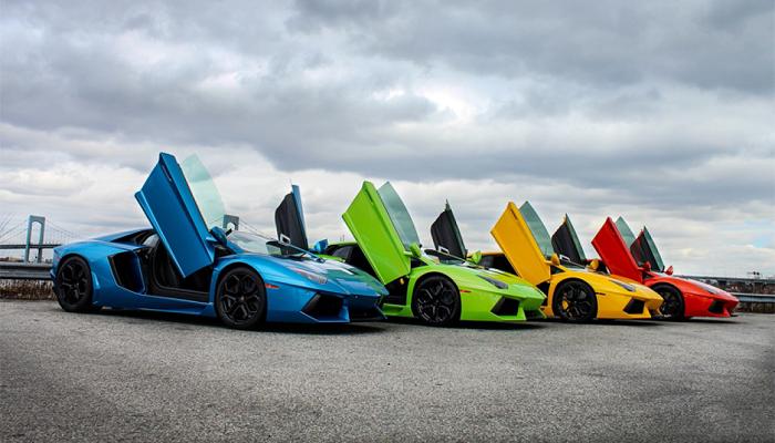 Dünyanın En Pahalı 5 Spor Arabası Aslibucom
